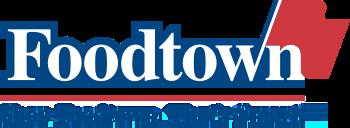 A theme logo of Foodtown